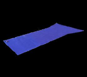 VacQfix™ Cushion, Whole Body SBRT, 120 cm tapered to 80 cm x 230 cm, Nylon, with Single Step Valve