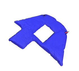 Access™ Prone VacQfix™ Cushion with contralateral breast support