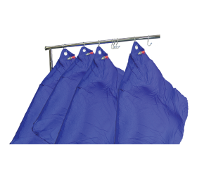VacQfix™ Mobile Rack Storage - Single Rack