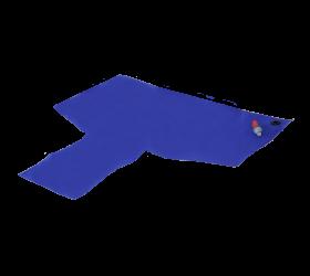 VacQfix™ Cushion, 65 cm x 65 cm, T-Shaped, Nylon, 7-liter fill, for head & shoulders